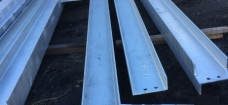GALV STRUCTURAL FABRICATION