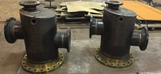 RECERC STRAINER HOUSINGS