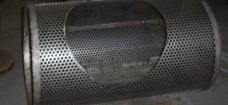 2205 DUPLES STRAINER BASKET